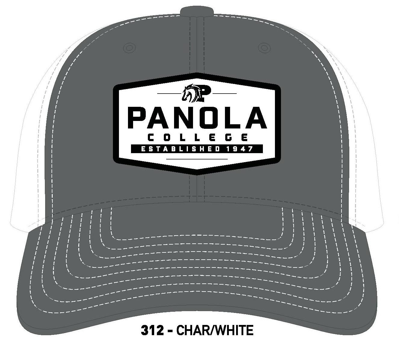 PANOLA PATCH TRUCKER HAT