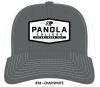 PANOLA PATCH TRUCKER HAT