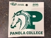 PANOLA COLLEGE DECAL