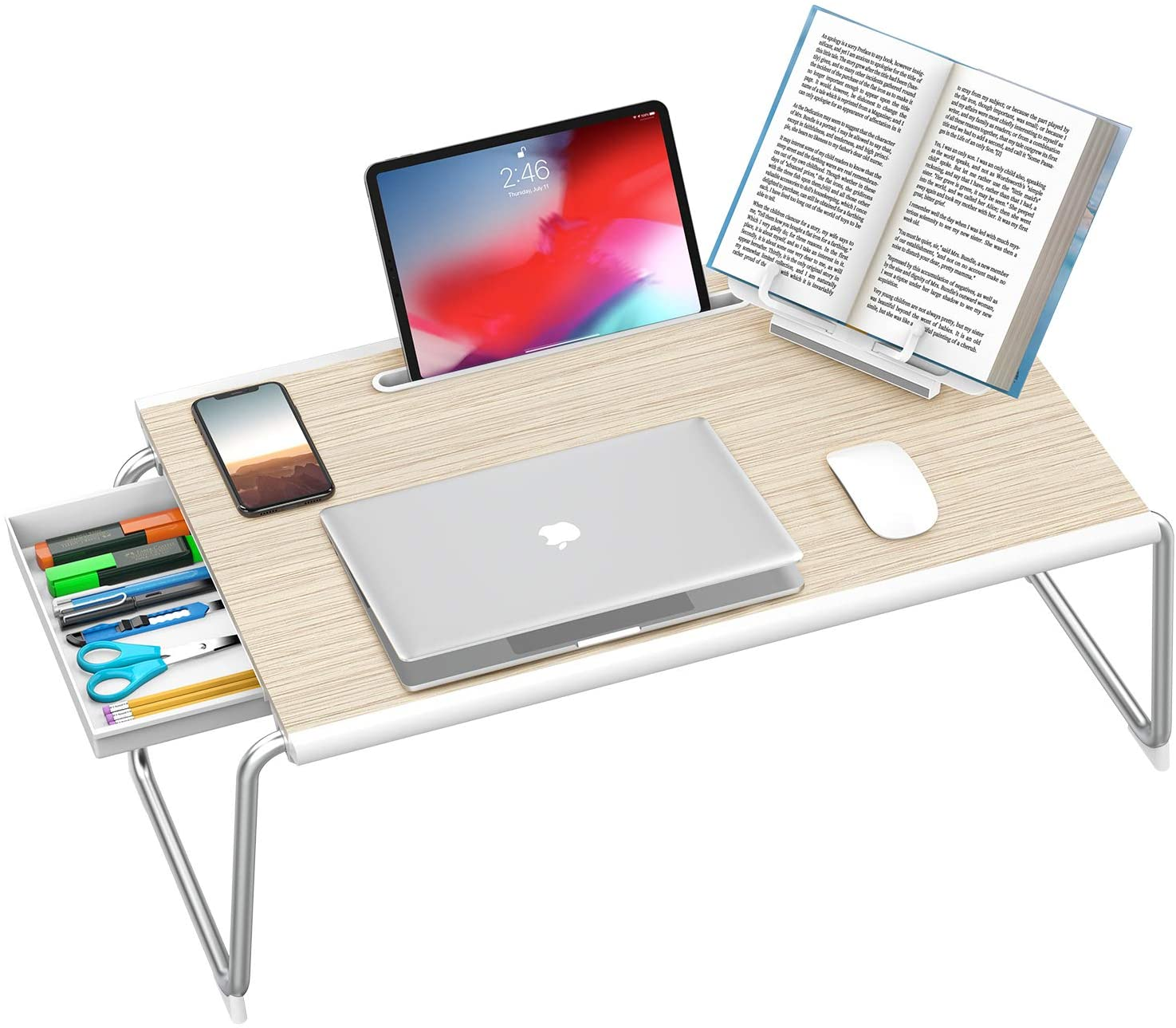 Image For LAP DESK WITH TRAY